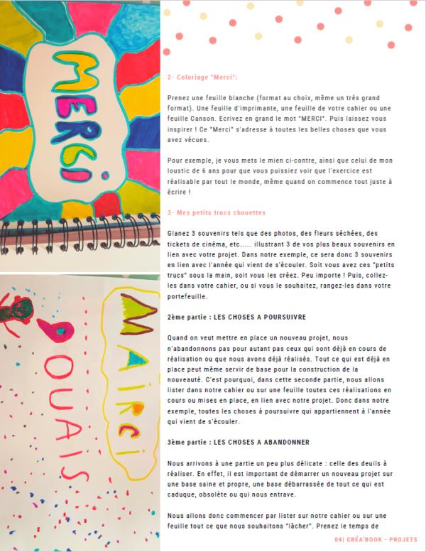 P4crea-book - projets